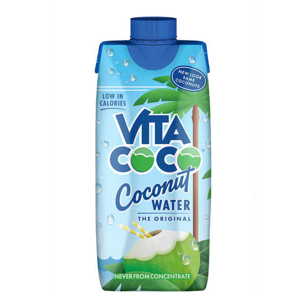 Vita Coco - 100% pure coconut water