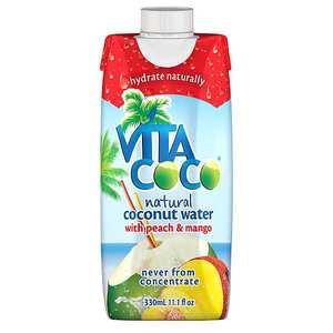 Vita Coco - Vita coco - Eau de coco à la Pêche et à la Mangue