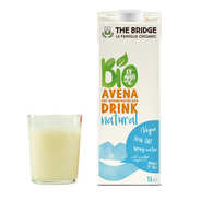 The Bridge - Lait d'avoine Bio