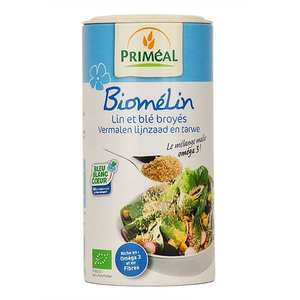 Priméal - Organic and omega-3 rich flax and wheat mix