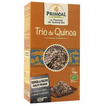 Priméal - Trio de quinoa Bio