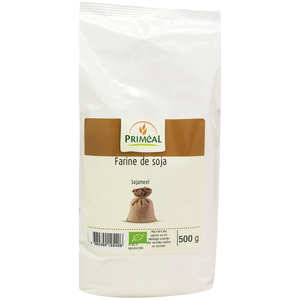 Priméal - Organic soy flour
