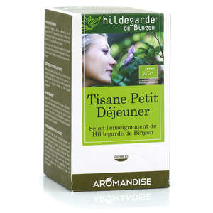 Aromandise - Organic Breakfast Herbal Tea