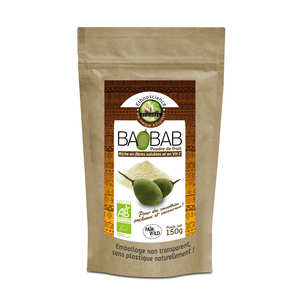 Ethnoscience - Organic Baobab powder