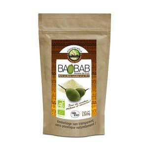 Ethnoscience - Organic Baobab powder