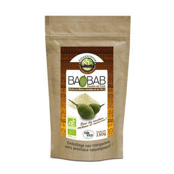 Ethnoscience - Poudre de Baobab Bio