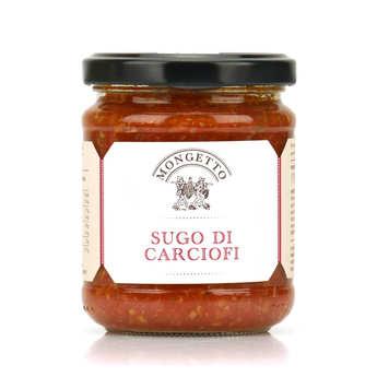 Il Mongetto - Tomato sauce with artichokes (Sugo di Funghi)