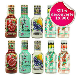 Arizona Iced Tea - Arizona Teas Selection
