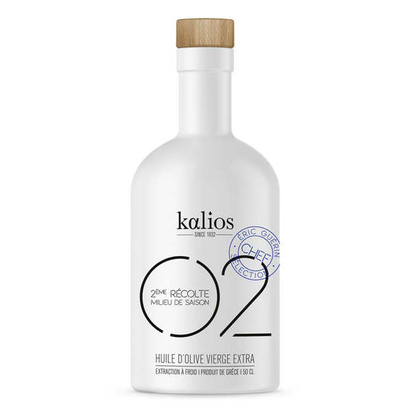 Huile d'olive vierge extra de Grèce - 02 Equilibre - Kalios