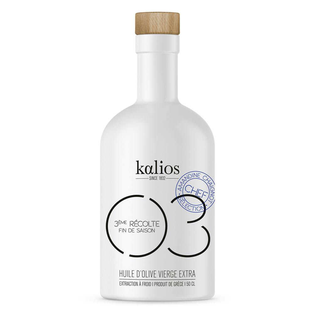 Huile d'olive vierge extra de Grèce - 03 Douceur - Kalios