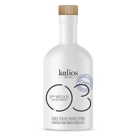 Kalios - Huile d'olive vierge extra de Grèce - 03 Douceur - Kalios