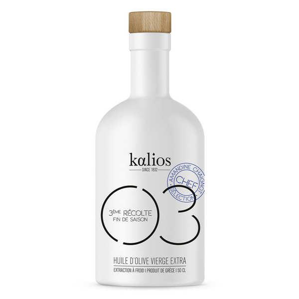 Extra Virgin Olive Oil - 01 Douceur - Kalios