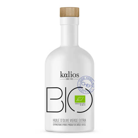 Kalios - Organic Extra Virgin Greek Olive Oil