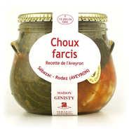 Alain Ginisty - Choux farcis