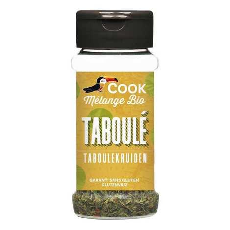 Cook - Herbier de France - Mélange d'épices pour taboulé bio