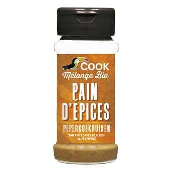 Cook - Herbier de France - Mélange pour pain d'épices bio