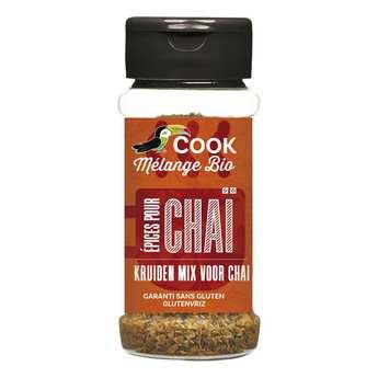 Cook - Herbier de France - Epices pour Chaï bio