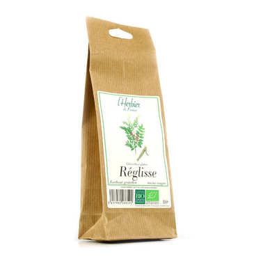 Organic cutted liquorice root