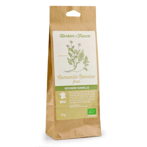 Cook - Herbier de France - Infusion Camomille bio