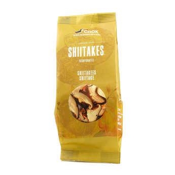 Cook - Herbier de France - Shiitakes déshydratés bio