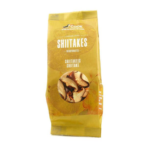 Organic Shiitakes
