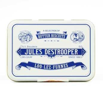Biscuiterie Jules Destrooper - Selection of butter biscuits by Destrooper
