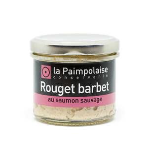 La Paimpolaise - Rillettes Rouget barbet au saumon sauvage