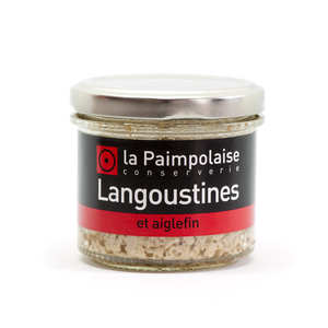 La Paimpolaise - Rillettes de Langoustine et Aiglefin