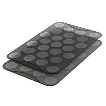 Mastrad - Macaron baking sheet (pack of 2) - Small