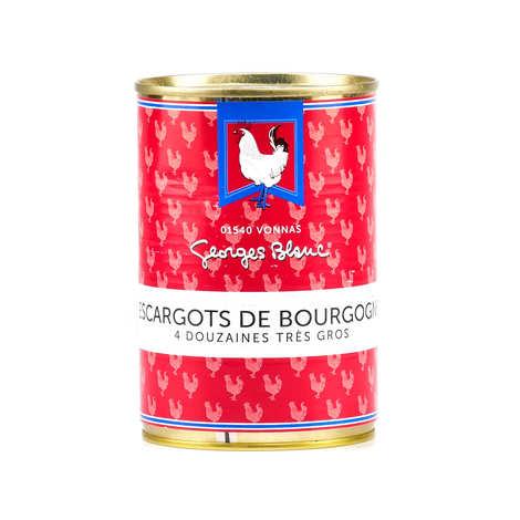 Georges Blanc - Burgundy Snails