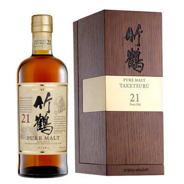 Nikka Taketsuru pure malt Whisky - 21 years old 43%