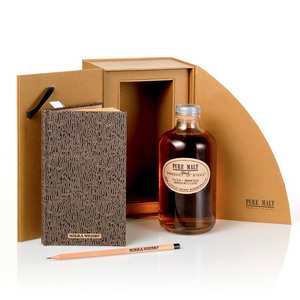 Whisky Nikka - Nikka Pure Malt White gift box with tasting book - 43%