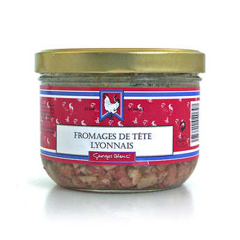 Georges Blanc - Pork head paté