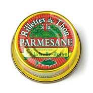 Conserverie La Belle Iloise - Rillettes de Thon à la Parmesane