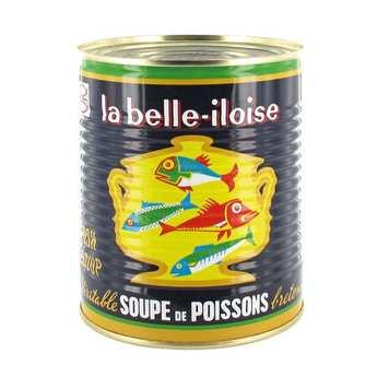 Conserverie La Belle Iloise - Soupe de poissons de la Belle-Iloise