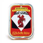 Sardines Saint-Georges in olive oil