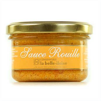 Conserverie La Belle Iloise - Sauce rouille